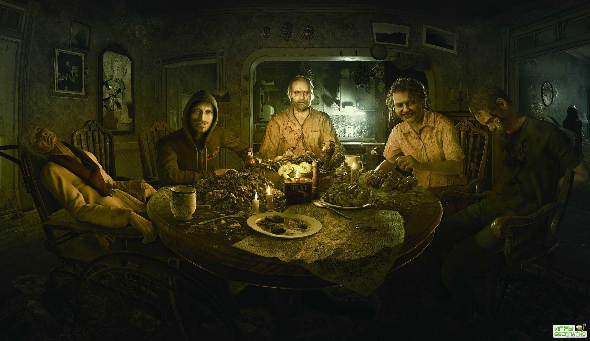 4 миллиона копий Resident Evil 7