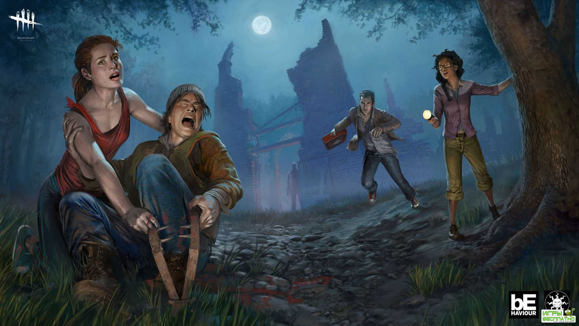 Dead by Daylight придёт на консоли
