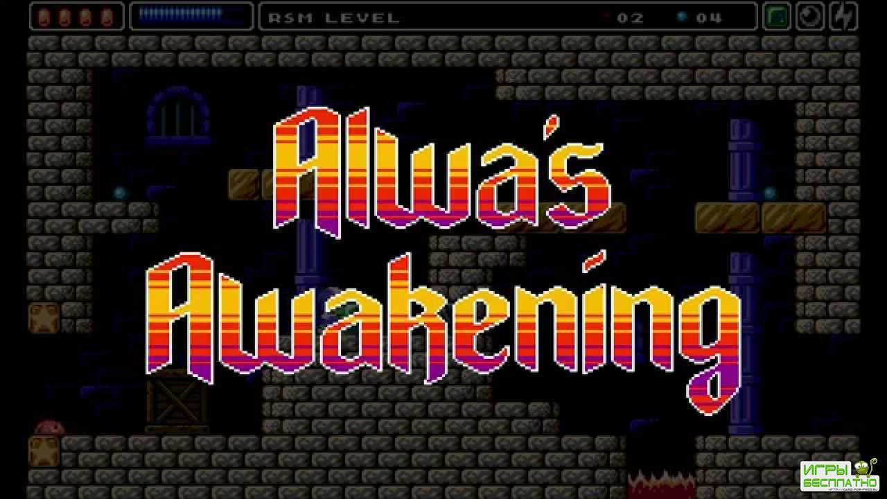 Геймплей Alwa's Awakening
