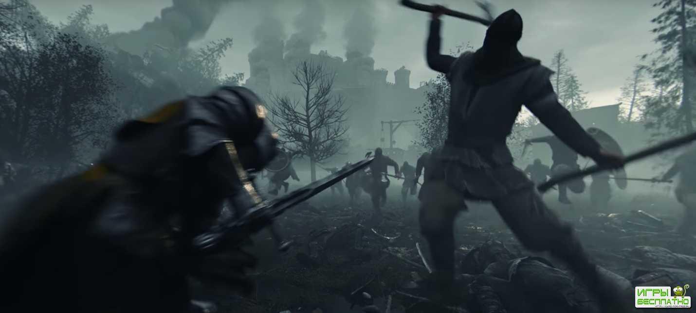 Ubisoft опубликовала 360°-трейлер For Honor в 4K