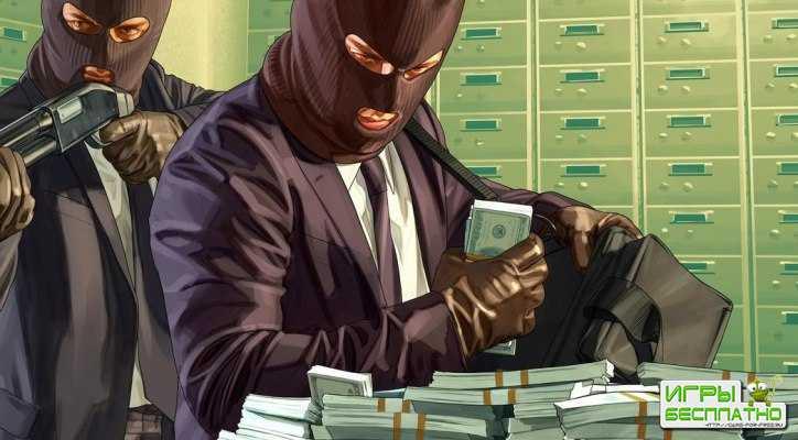 GTA 5 и ее 75 миллионов