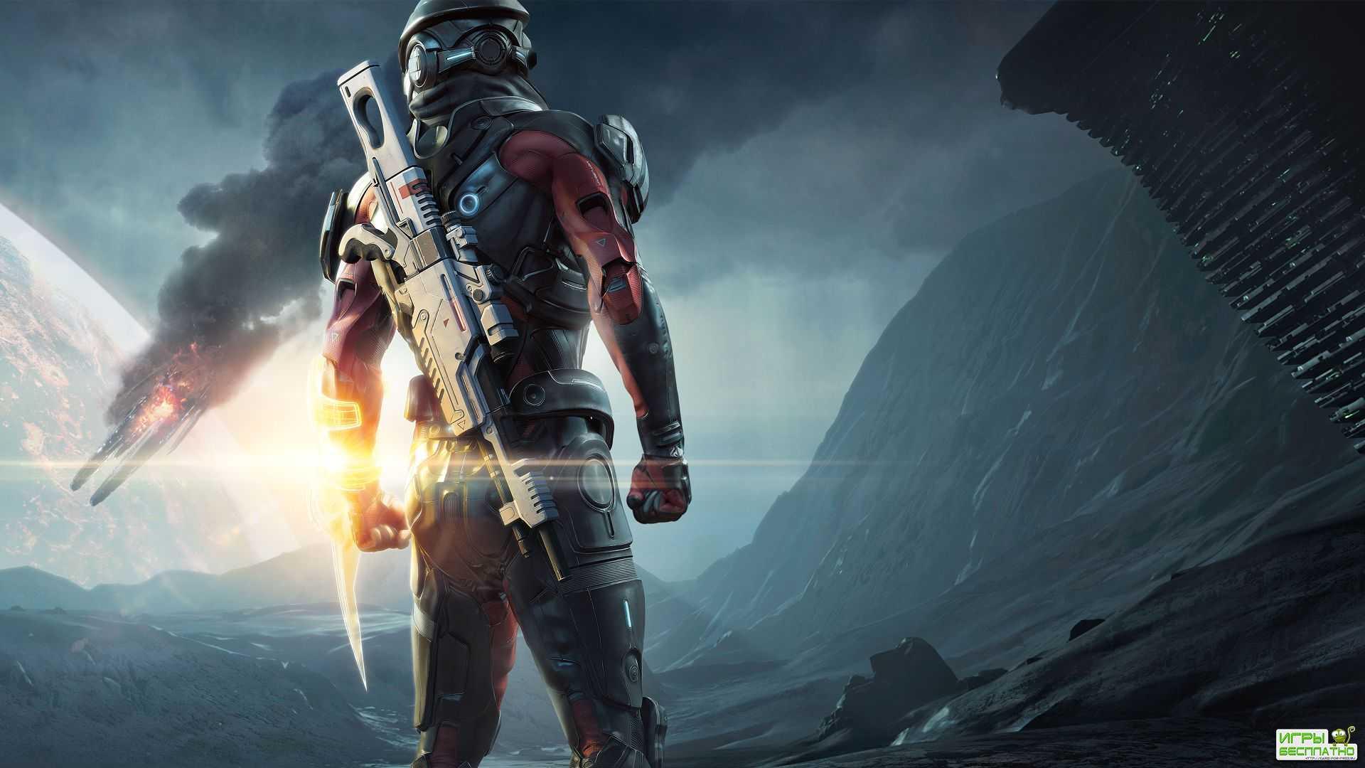 Mass Effect: Andromeda и ее новая система диалогов