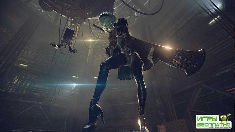 Nier: Automata и ее уникальная возможность