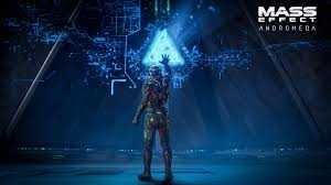 Первые 13 минут сюжетной кампании Mass Effect: Andromeda