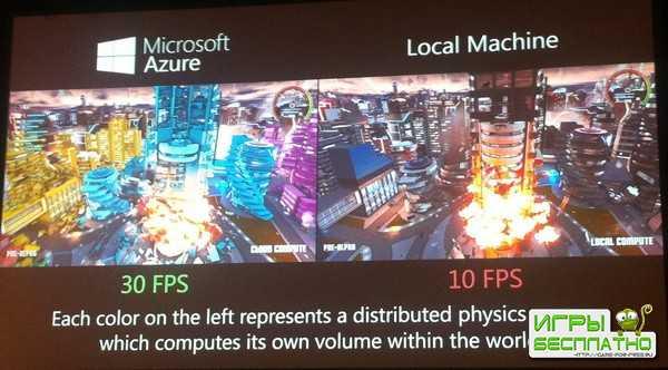 Crackdown 3 - новый эксклюзив для Xbox One и Windows 10
