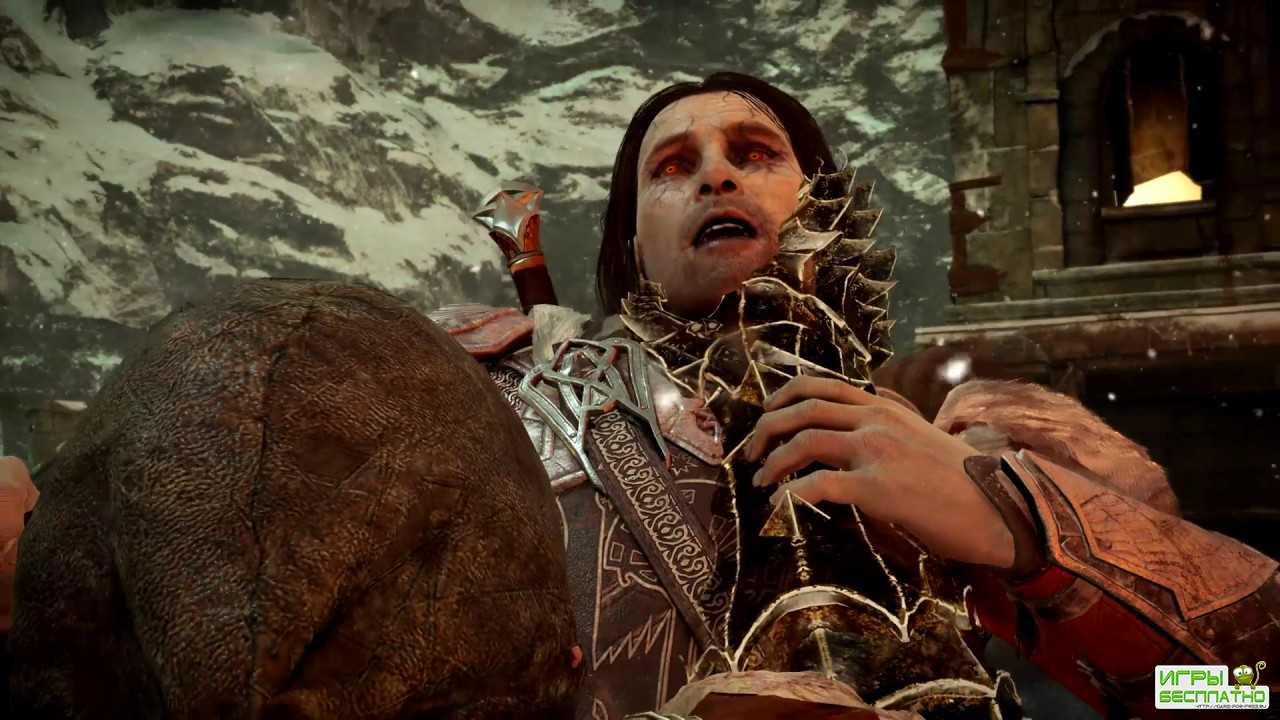 Средиземье: Тени войны - первый геймплейный трейлер