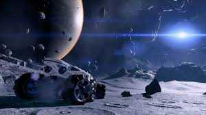 Геймплейный ролик мультиплеера Mass Effect: Andromeda