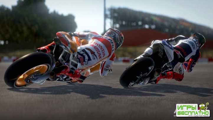 Трейлер с анонсом MotoGP 17