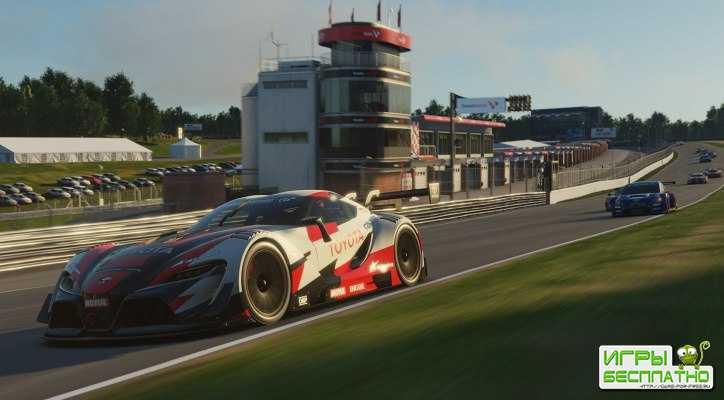 Объявлена дата бета-теста Gran Turismo Sport