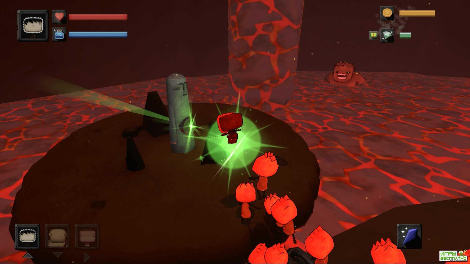 Eekeemoo - Splinters of the Dark Shard GamePlay PC