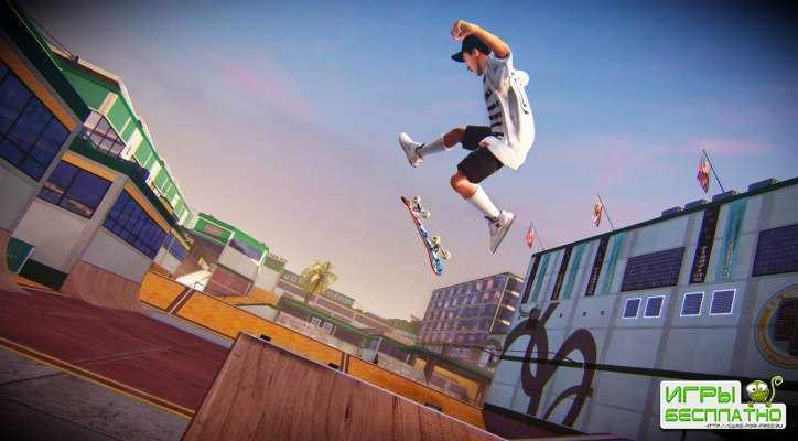 Tony Hawk's Pro Skater станет фильмом