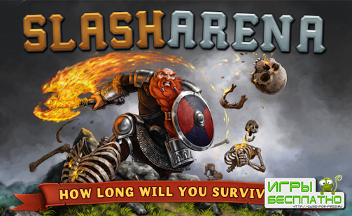 Slash Arena: Online GamePlay PC