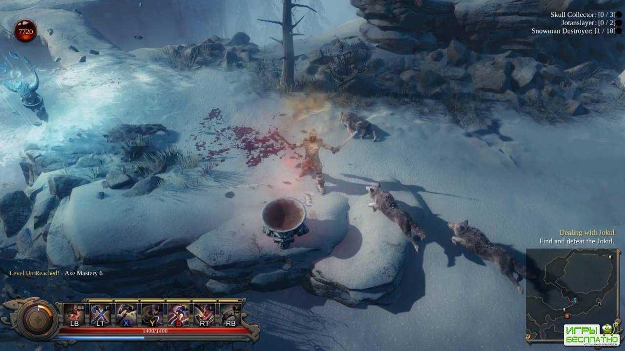 Vikings - Wolves of Midgard GamePlay PC
