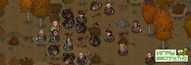 Пошаговая стратегия Battle Brothers вышла в Steam