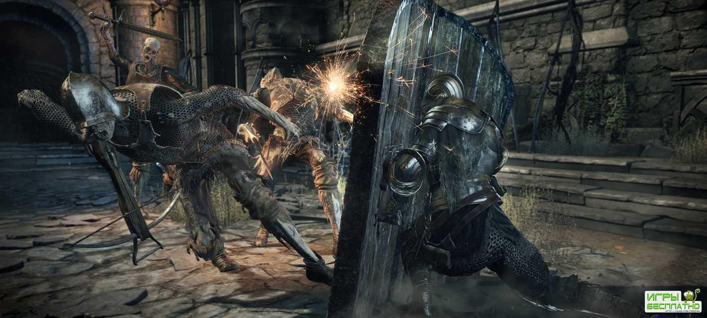 Первые 13 минут дополнения Dark Souls III: The Ringed City