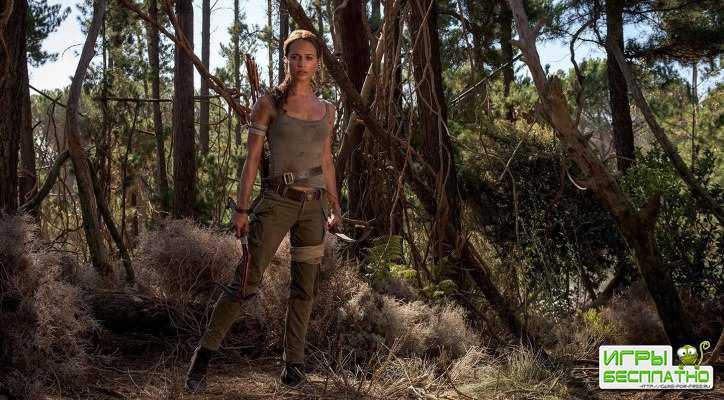 Экранизацию Tomb Raider пообещали сделать реалистичной