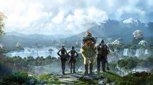 В Final Fantasy 14 можно играть бесплатно