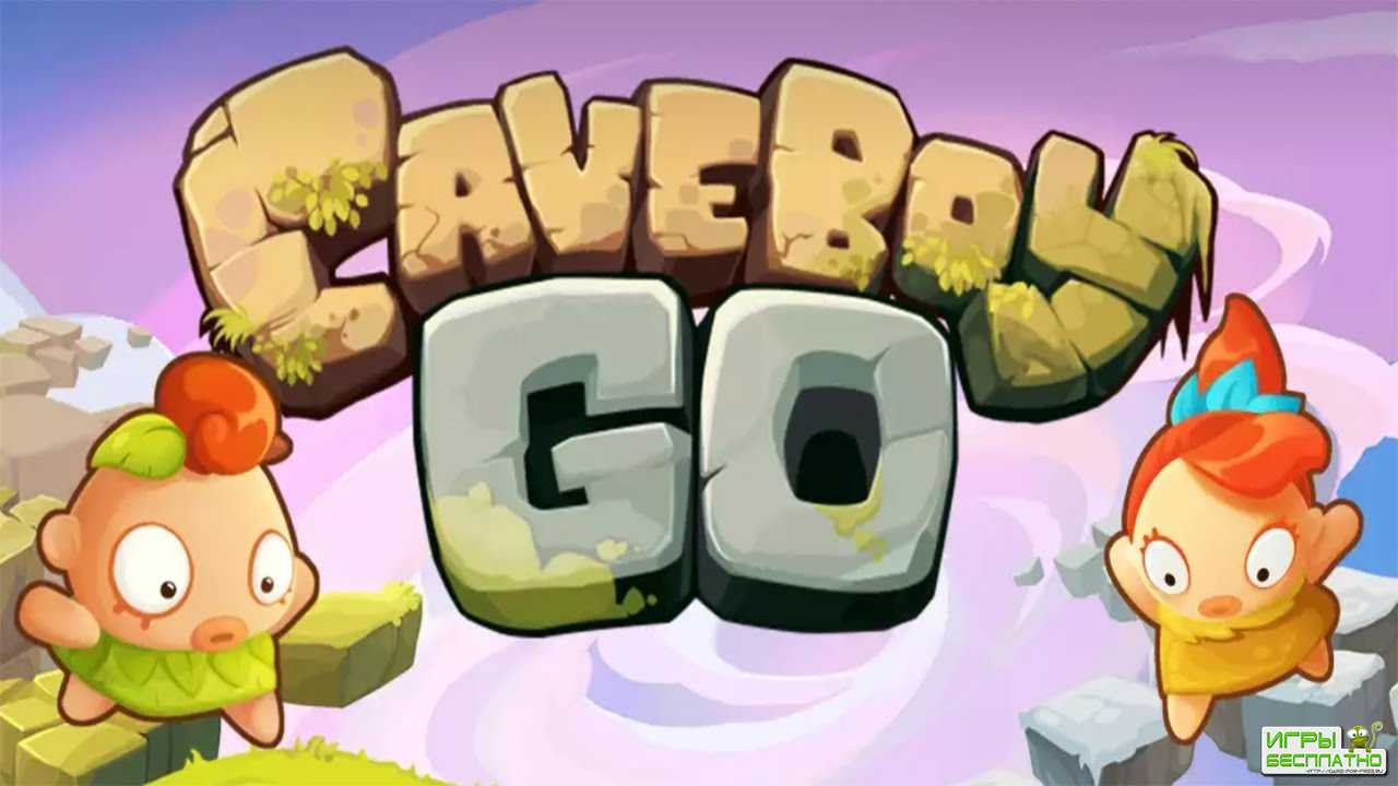 Caveboy GO GamePlay Android