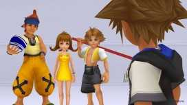 Вышел трейлер Kingdom Hearts HD 1.5 + 2.5 Remix