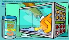 Опасный аквариум