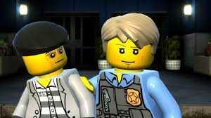 LEGO CITY Undercover - трейлер с транспортом