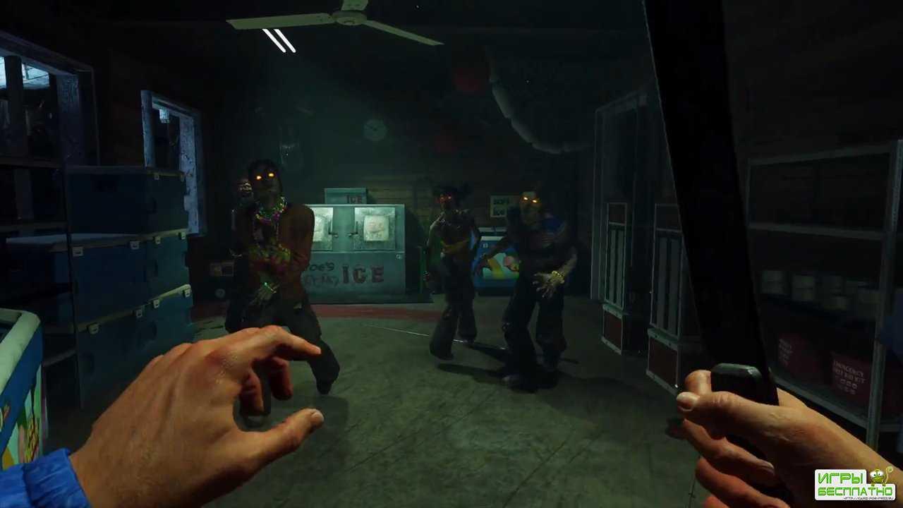 Трейлер новой главы зомби-режима в Call of Duty: Infinite Warfare