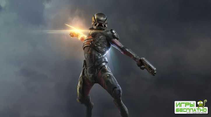 Анимацию в Mass Effect: Andromeda улучшат