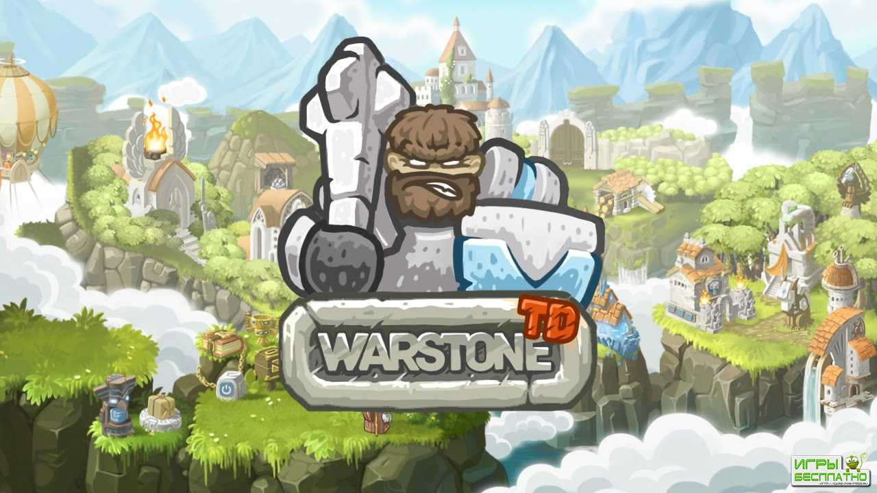 Warstone TD GamePlay PC