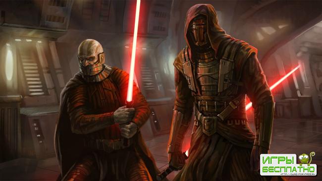Нас ждет продолжение Star Wars: Knights of the Old Republic