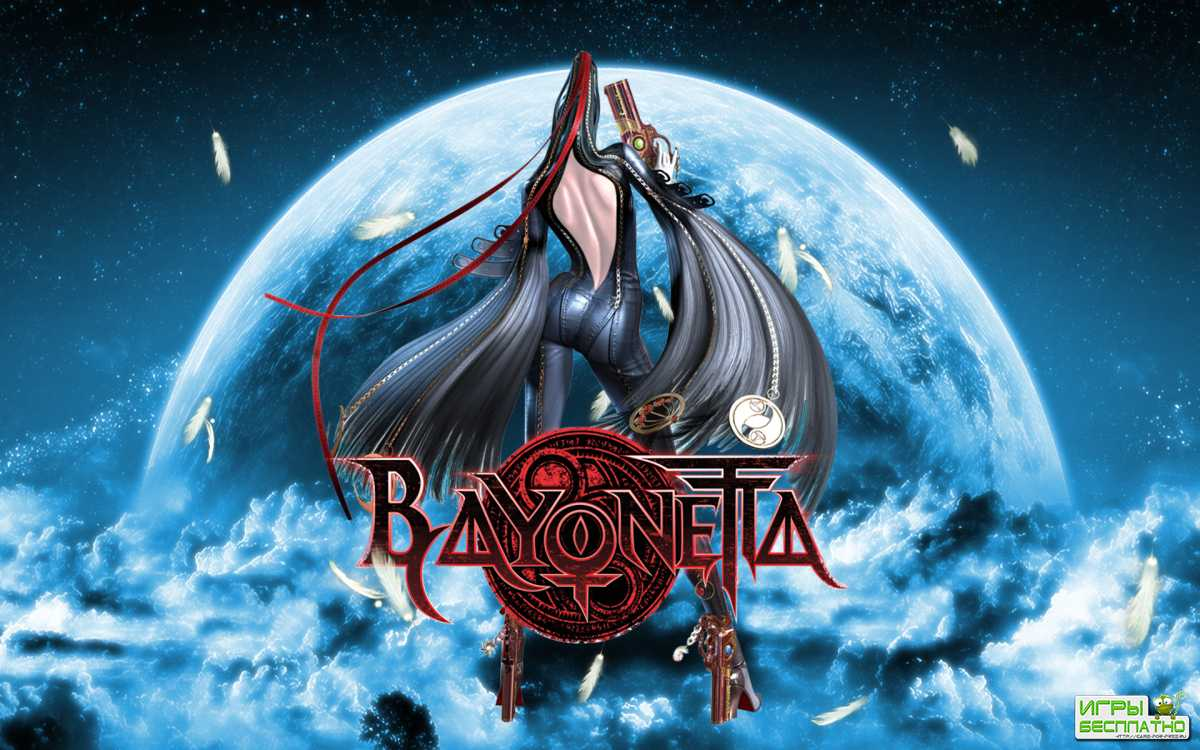 Bayonetta PC GamePlay