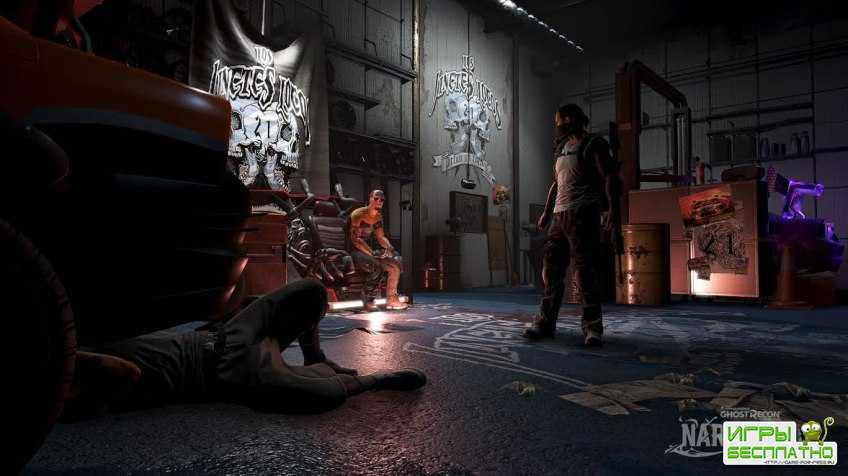 Первое дополнение для Ghost Recon: Wildlands выйдет в апреле
