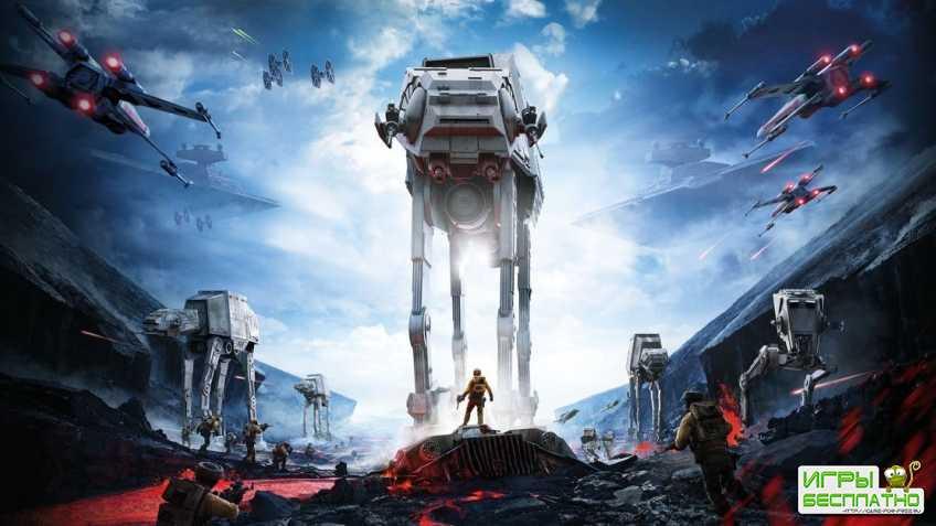 Вышел первый тизер Star Wars Battlefront 2