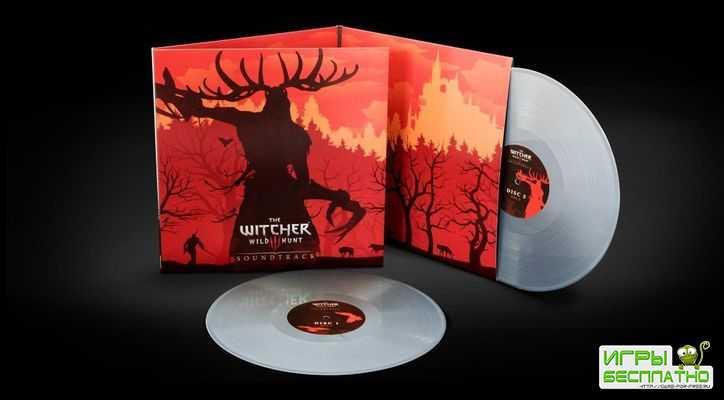 Саундтрек «Ведьмака 3» выйдет на грампластинках
