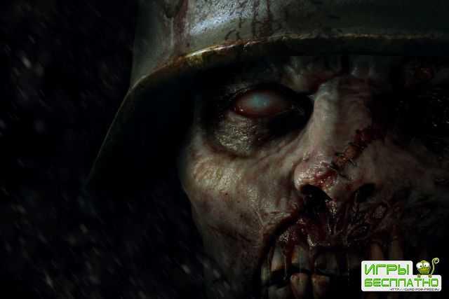 Разработчики Call of Duty: WWII вдохновляются Dead Space при создании зомби ...
