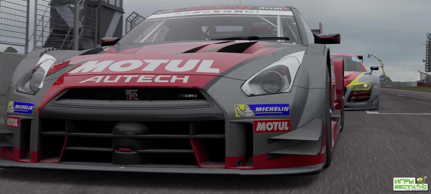 Подозрительно низкие системные требования Forza Motorsport 7