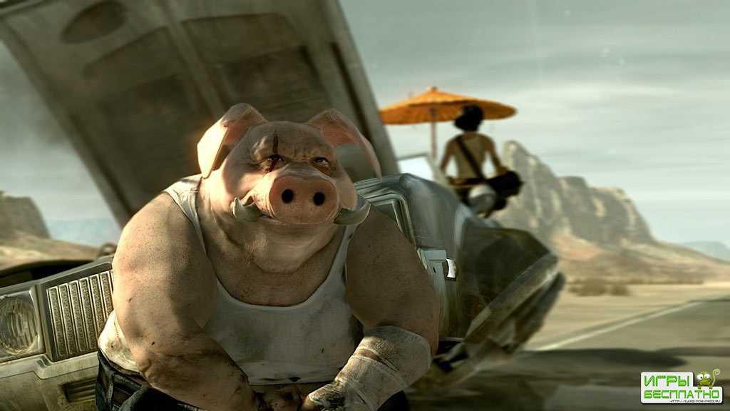 Beyond Good and Evil 2 выйдет на PC, PS4 и Xbox One