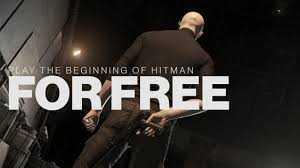 Hitman получил пробную версию