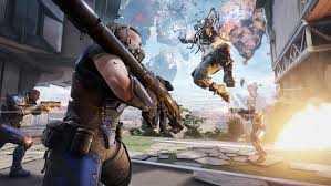 Демонстрация игрового процесса Lawbreakers на PlayStation 4