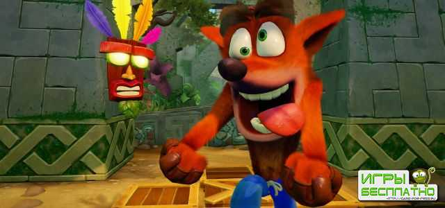 Отличные оценки Crash Bandicoot N. Sane Trilogy