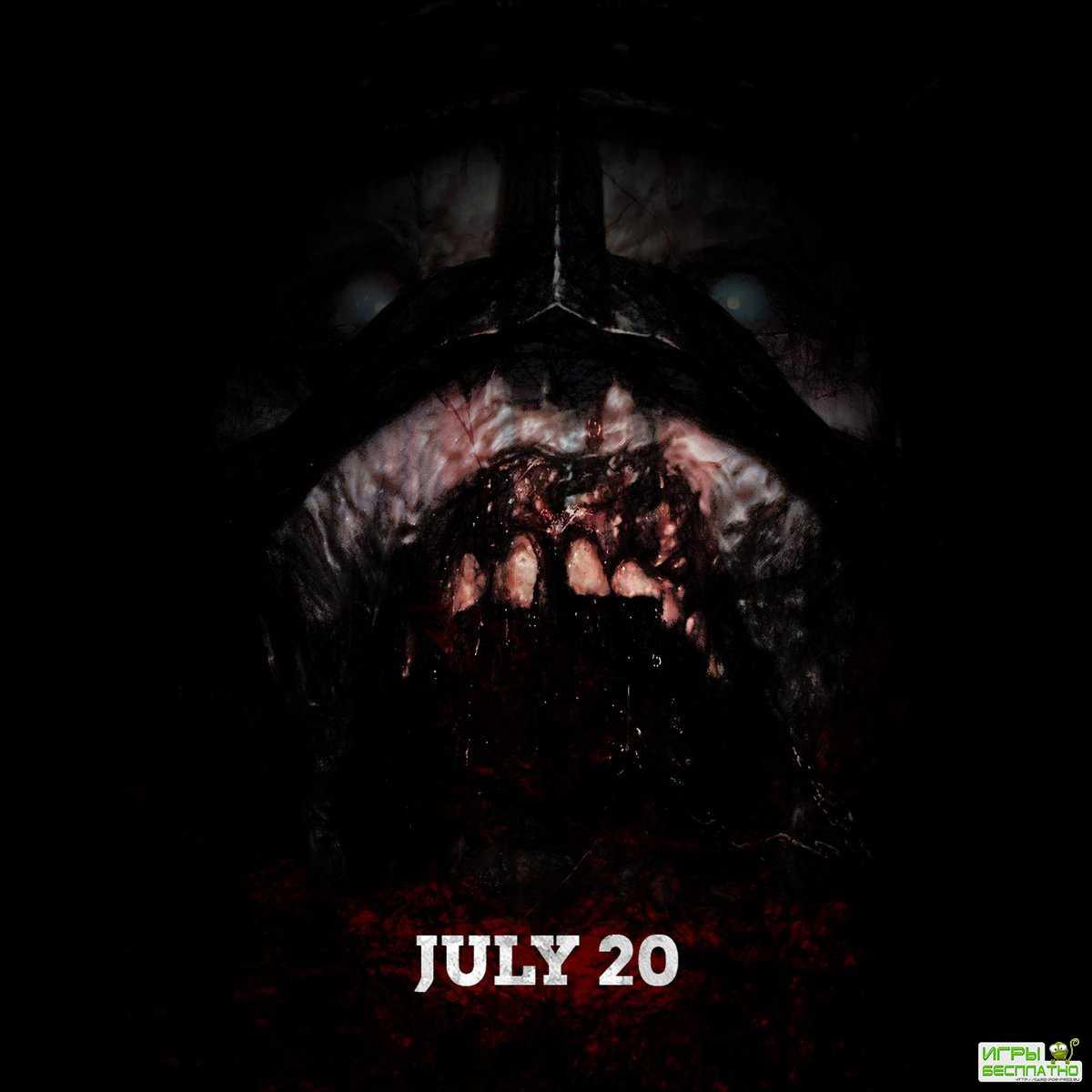 Зомби из Call of Duty: WWII  покажут в июле
