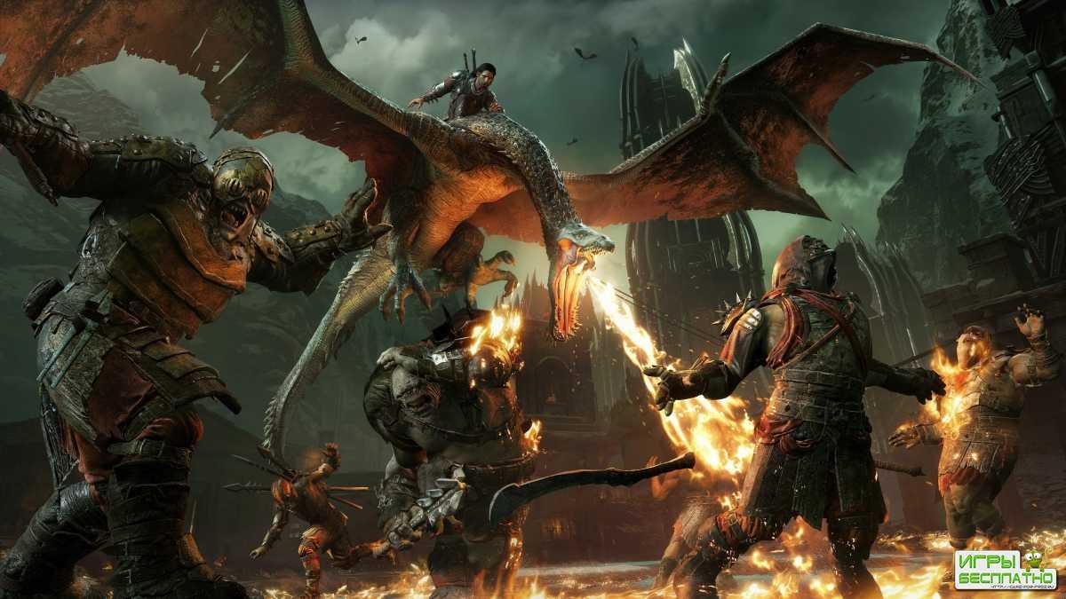 Заклятые враги из Middle-earth: Shadow of Mordor переберутся в Shadow of Wa ...