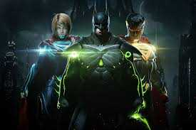 Демонстрация сражения Sub Zero VS Bane в Injustice 2