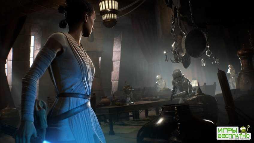 Назначены даты бета-теста Star Wars Battlefront 2