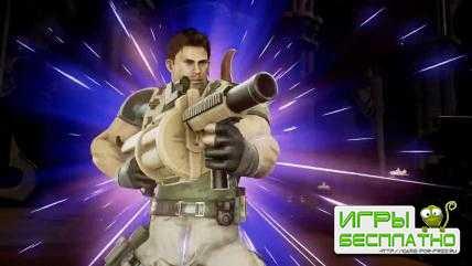 Новый геймплейный трейлер файтинга Marvel vs. Capcom: Infinite