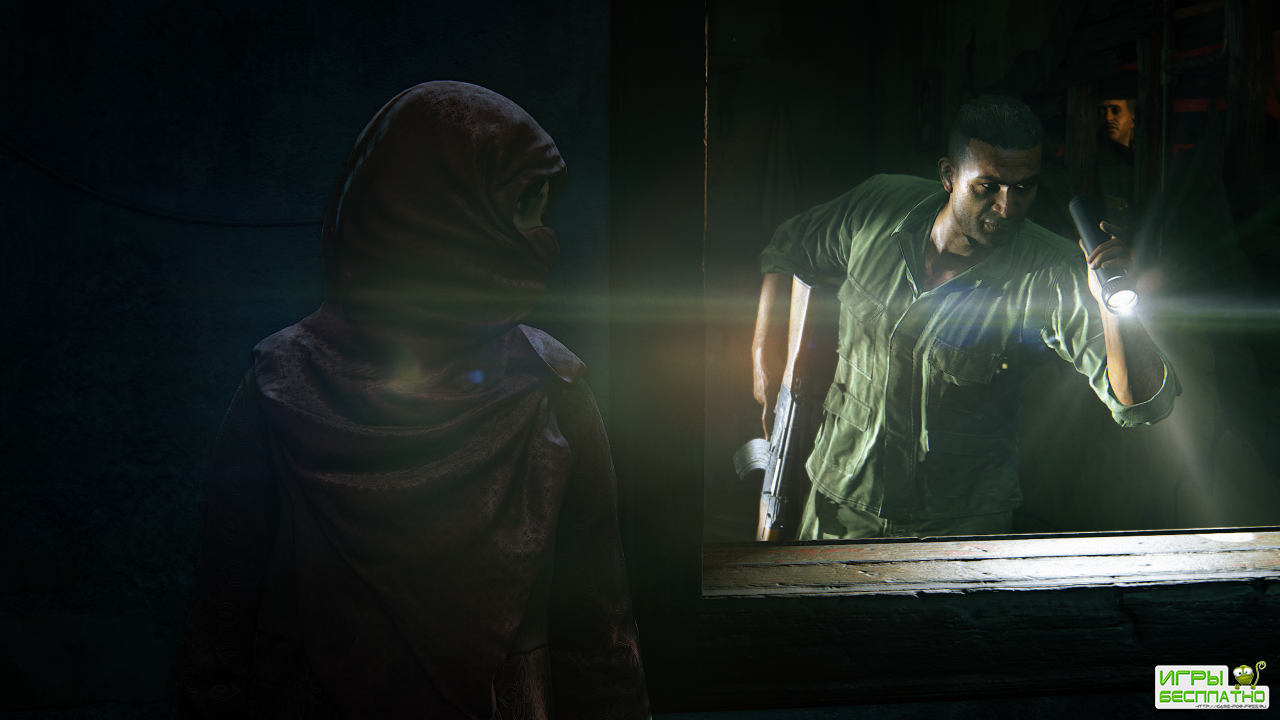 Демонстрация игрового процесса Uncharted: The Lost Legacy