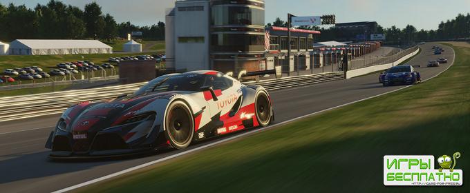 Новая демонстрация игрового процесса GT Sport