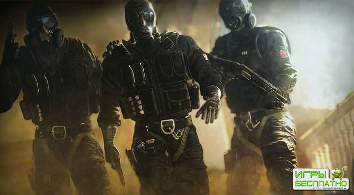 В Rainbow Six: Siege уже более двадцати миллионов игроков