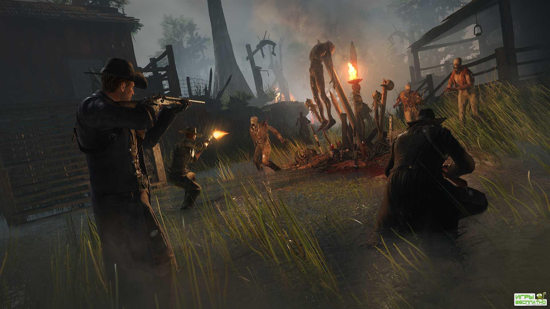 Дневники разработчиков Hunt: Showdown, посвящённые игровому процессу