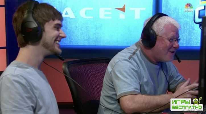 Отец киберспортсмена помог ему на турнире по Rocket League