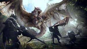 Новый геймплейный трейлер экшена Monster Hunter: World